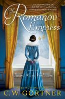 Cover image for The Romanov empress