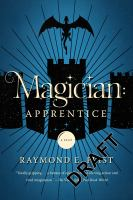 Cover image for Magician : apprentice