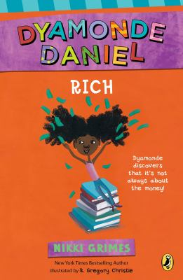 Cover image for Rich : a Dyamonde Daniel book