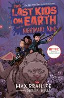 Cover image for The last kids on Earth and the Nightmare King