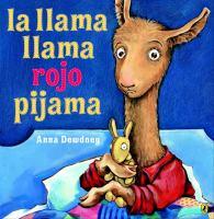 Cover image for La llama llama rojo pijama