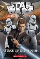 Cover image for Star Wars, episode II : attack of the clones