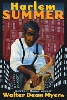 Cover image for Harlem summer