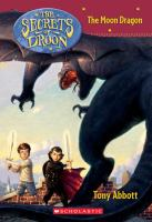 Cover image for The moon dragon