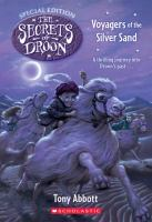 Cover image for Voyagers of the Silver Sand