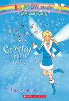 Cover image for Crystal, the snow fairy