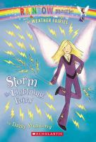 Cover image for Storm the lightning fairy