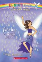 Cover image for Hayley the rain fairy