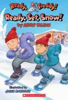 Cover image for Ready, set, snow!