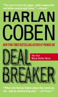Cover image for Deal breaker