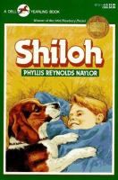 Cover image for Shiloh