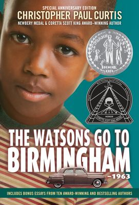 Cover image for The Watsons go to Birmingham--1963