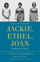 Cover image for Jackie, Ethel, Joan : the women of Camelot