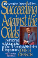 Cover image for Succeeding against the odds