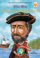 Cover image for Who was Ferdinand Magellan?