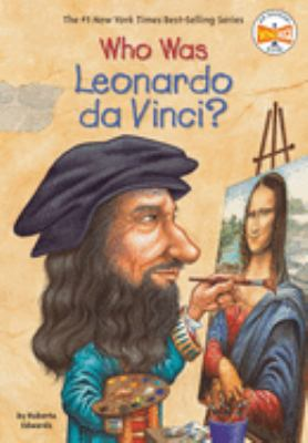 Cover image for Who was Leonardo da Vinci?