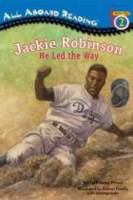 Cover image for Jackie Robinson : he led the way