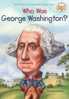 Cover image for Who was George Washington?