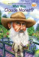 Cover image for Who was Claude Monet?