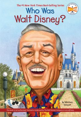 Cover image for Who was Walt Disney?