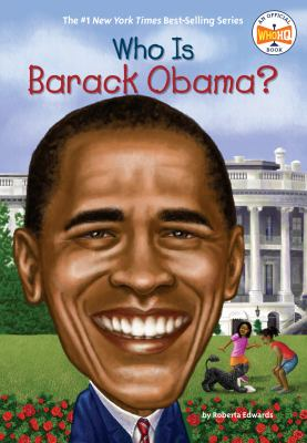Cover image for Who is Barack Obama?