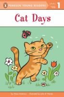 Cover image for Cat days
