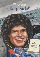 Cover image for Who was Sally Ride?