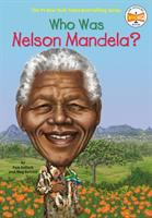 Cover image for Who was Nelson Mandela?