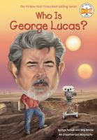 Cover image for Who is George Lucas?