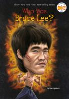 Cover image for Who was Bruce Lee?