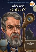 Cover image for Who was Galileo?