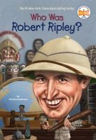 Cover image for Who was Robert Ripley?