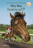 Cover image for Who was Seabiscuit?