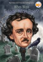 Cover image for Who was Edgar Allan Poe?