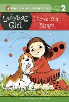 Cover image for Ladybug Girl : I love you, Bingo