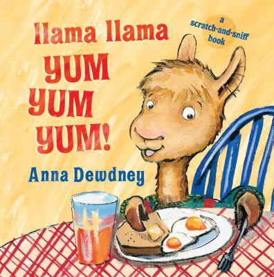 Cover image for Llama Llama yum yum yum!
