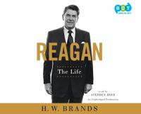 Cover image for Reagan : the life