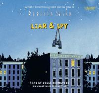 Cover image for Liar & spy