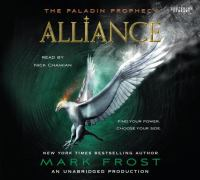 Cover image for The Paladin Prophecy. Alliance
