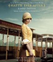 Cover image for Hattie ever after