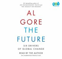 Cover image for The future six drivers of global change
