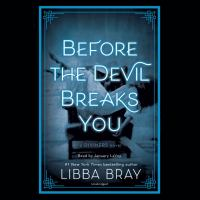 Cover image for Before the devil breaks you