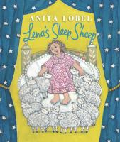 Cover image for Lena's sleep sheep : a going-to-bed book
