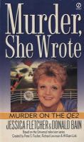 Cover image for Murder on the QE2 : a Murder, She Wrote mystery