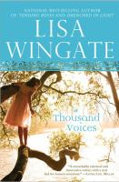 Cover image for A thousand voices