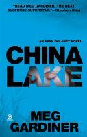 Cover image for China Lake : an Evan Delaney novel
