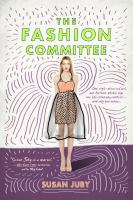 Cover image for The fashion committee : a novel of art, crime and applied design