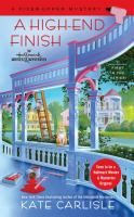 Cover image for A high-end finish