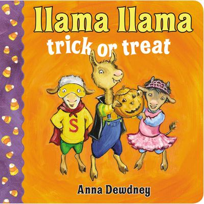 Cover image for Llama llama trick or treat