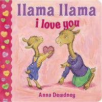 Cover image for Llama Llama I love you
